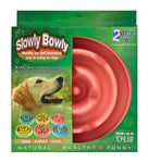 2PET® Slow Feed Dog Bowl Slowly Bowly (Medium)