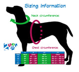 2PET® Soft Mesh Harness Neck Opening