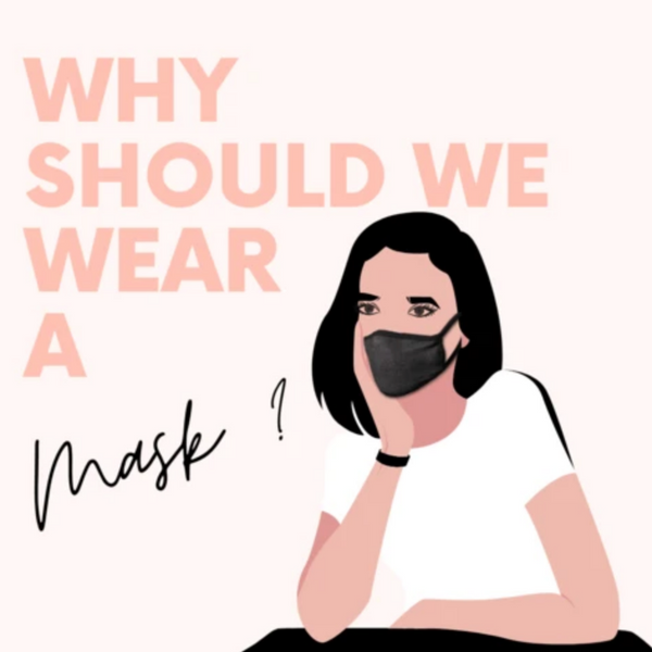 Why should we wear face masks?