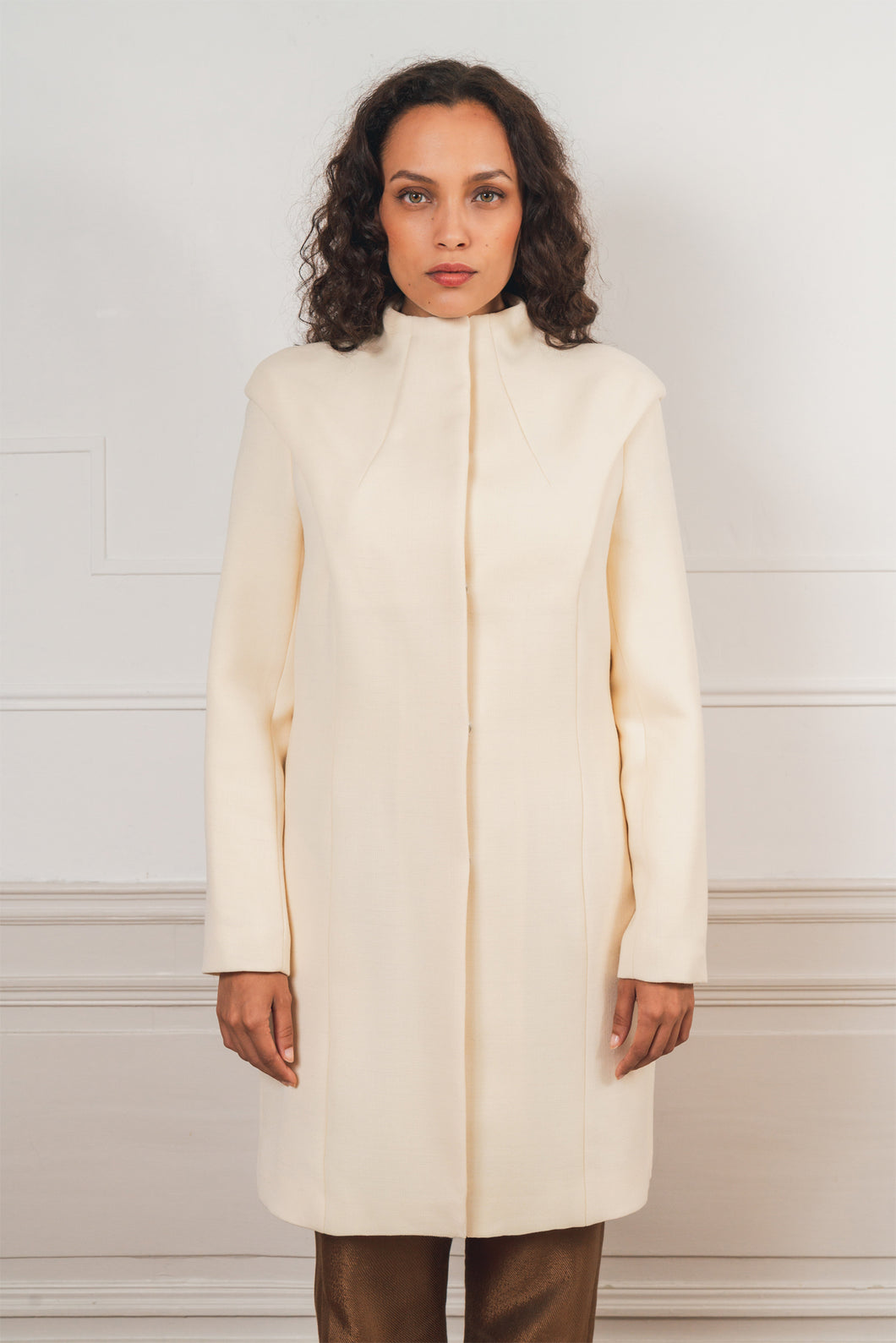 Manteau,, mode , éthique , mode éthique, vêtement, femme ,sustainable , ethical , ethical fashion , responsible sourcing , mode respectueuse , made in France , fabrique en France, made paris , fabrique a paris , local , mode local , acheter local , buy local , brand , fashion , style , classic , elegant , women , mode feminine, , french brand , french designer , prêt a porter, ready to wear , parisienne , blouse