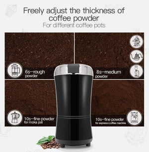 modelo-stores Electric Coffee Grinder