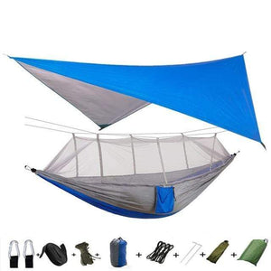 Portable Outdoor Camping Hammock Tent With Waterproof Mosquito Net Best Seller in USA