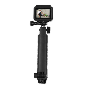 Freshly Suds Premium 3 Way Folding Monopod Selfie Stick