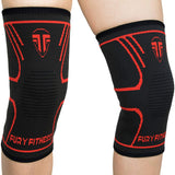 Knee Compression Sleeve 2 Pack