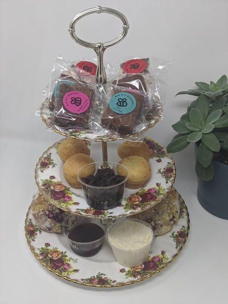 Afternoon tea for two - available for pre-order