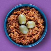 Green Olive & Slow Roasted Tomato Tapenade