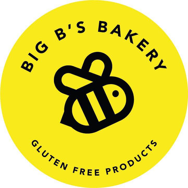 Big Bs Bakery gluten free pancakes (pack of two)