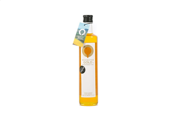 Broighter Gold rapeseed oil – 500ml