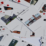 Cowfield Design - Belfast playing cards