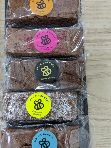 Big Bs Bakery Gluten Free Brownies
