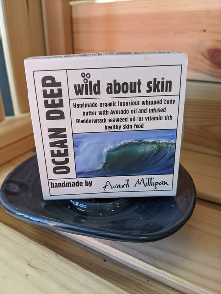 Wild About Soap - Handmade Organic Whipped Body Cream