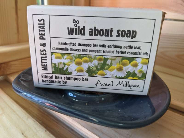 Wild About Soap - Handcrafted Shampoo Bar