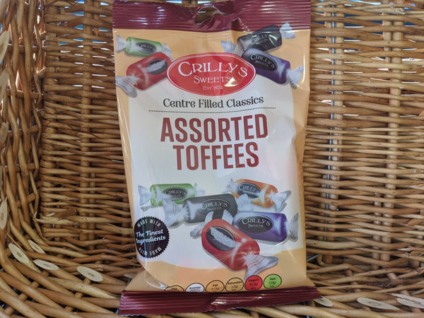 Crillys Assorted Toffees