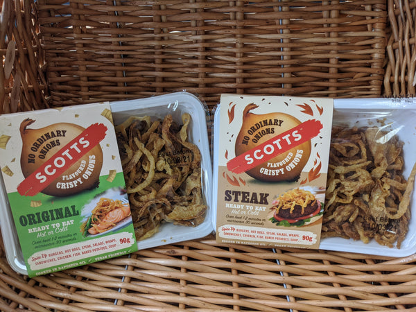 Scotts Crispy Onions 90g