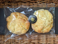 Gluten free scones - pack of 2