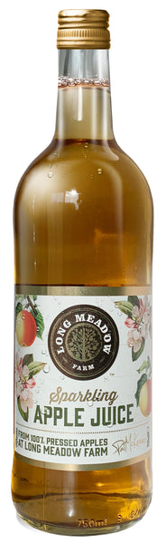 Long Meadow Cider apple juice – sparkling