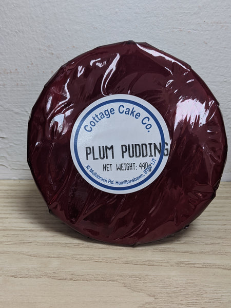 Plum pudding 440g