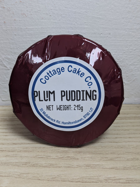 Plum pudding 215g