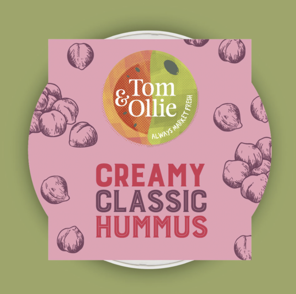 Tom & Ollie's Hummus: Original