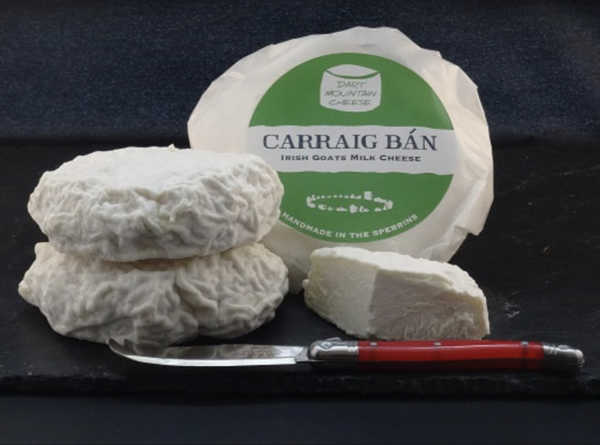 Dart Mountain Carraig Ban Goats Cheese 180g