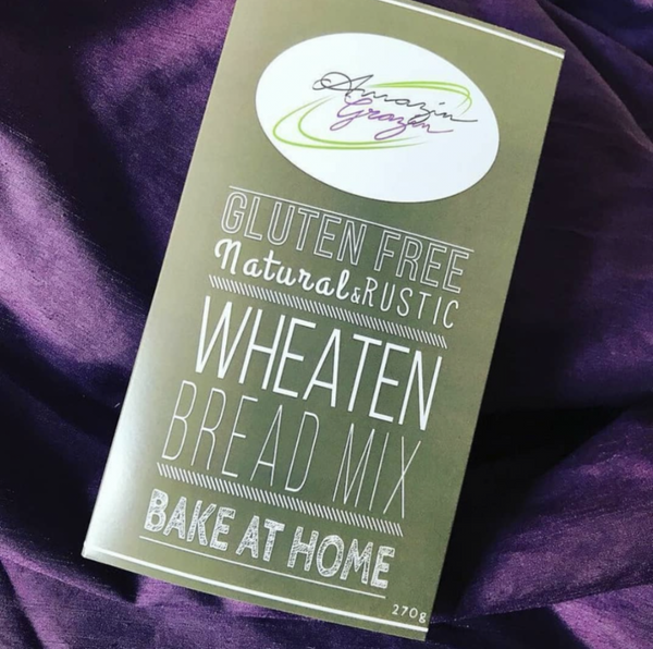 Gluten Free Bake At Home Wheaten Bread