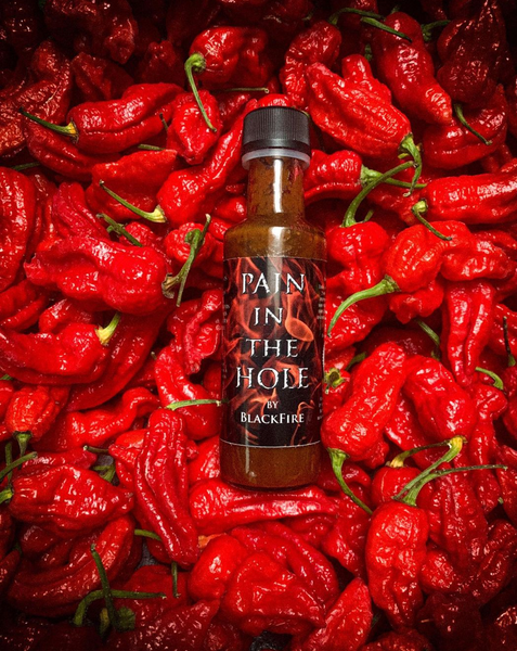Belfast Hot Sauce – Pain In The Hole