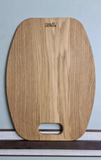 Two Sisters range of handmade oak boards