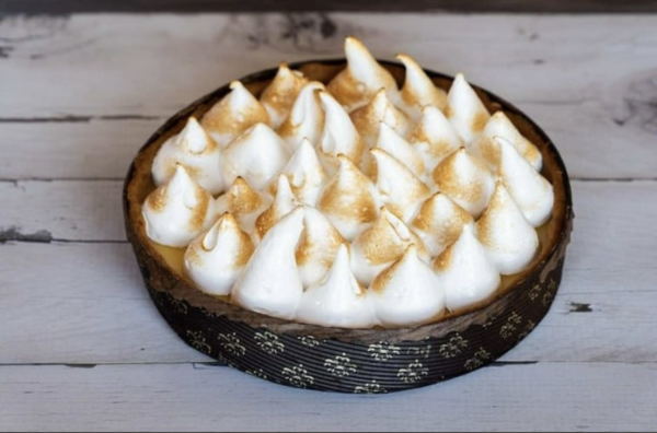 "Yellow Door Bakery 6"" lemon meringue: PREORDER"