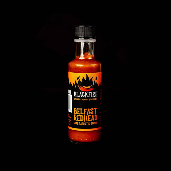 Belfast Hot Sauce – Belfast Red Head