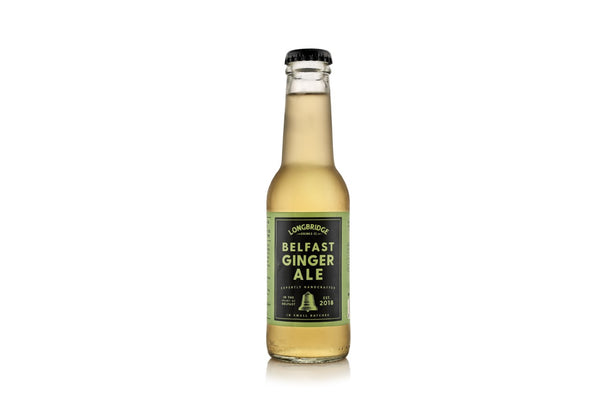 Longbridge Drinks - Belfast ginger ale