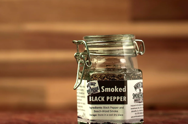 North Coast Smokehouse – Smoked Pepper (jar)