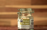 North Coast Smokehouse – Smoked Salt (jar)