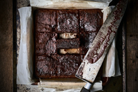Refuge - best brownies in the world recipe kit