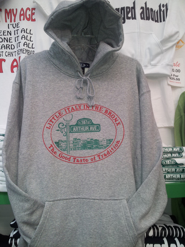 Official Arthur Ave. Hoodie