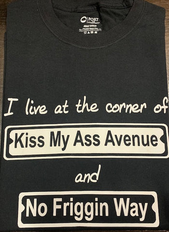 Kiss My Ass Avenue
