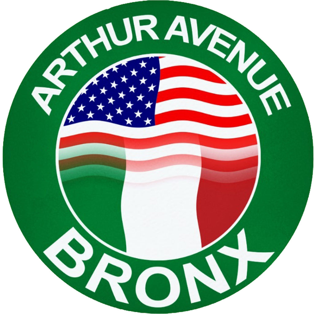 Arthur Avenue USA Italia Flag
