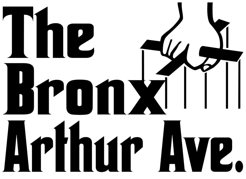Bronx Arthur Ave. The Godfather T-Shirt