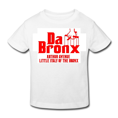 Da Bronx Arthur Ave. The Godfather T-Shirt