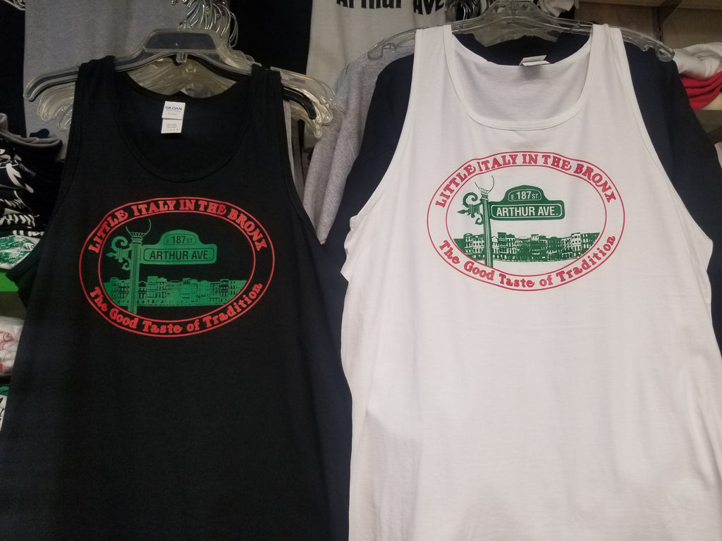 The Bronx Official Arthur Ave. Tank top
