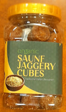 Load image into Gallery viewer, Jaggery Cubes - Saunf