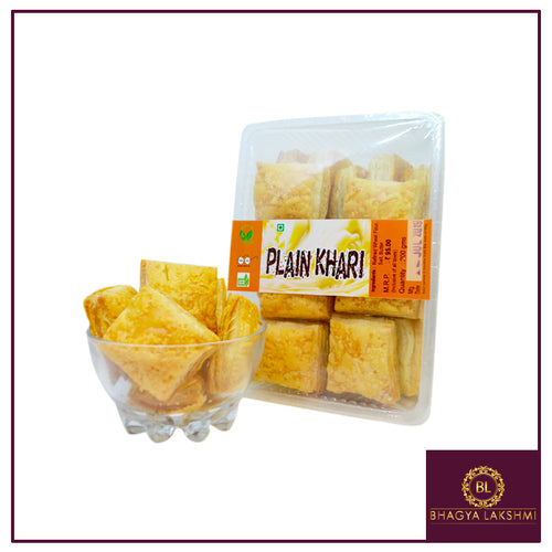 Khari Biscuit Plain