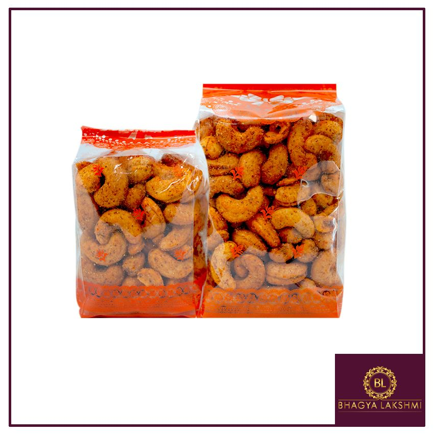Red Pepper Cashew Nut
