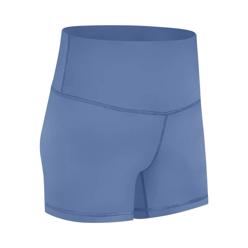 Booty Shorts - Powder Blue