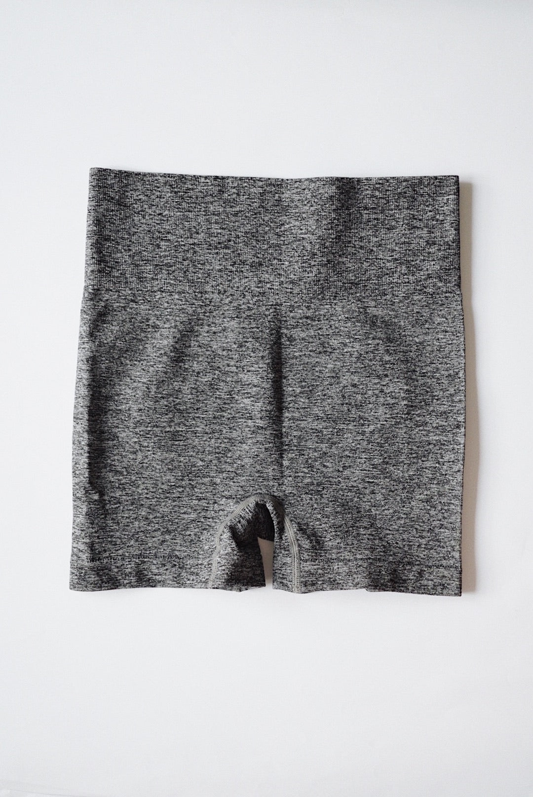 Edge High Waist shorts - Charcoal Gray