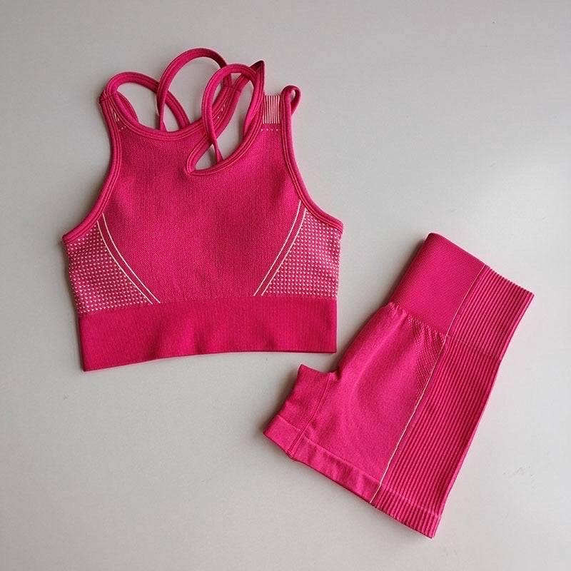Candice set - Hot Pink
