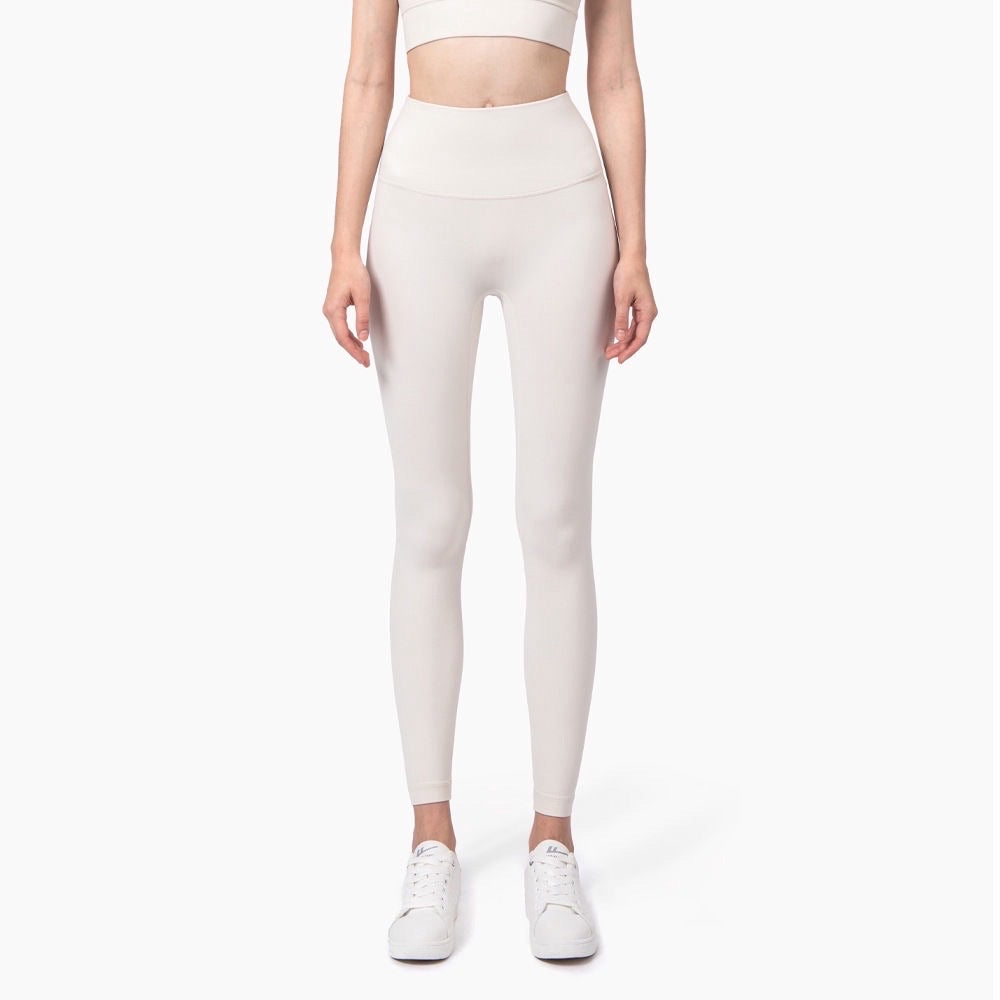 Creamy leggings - Ivory