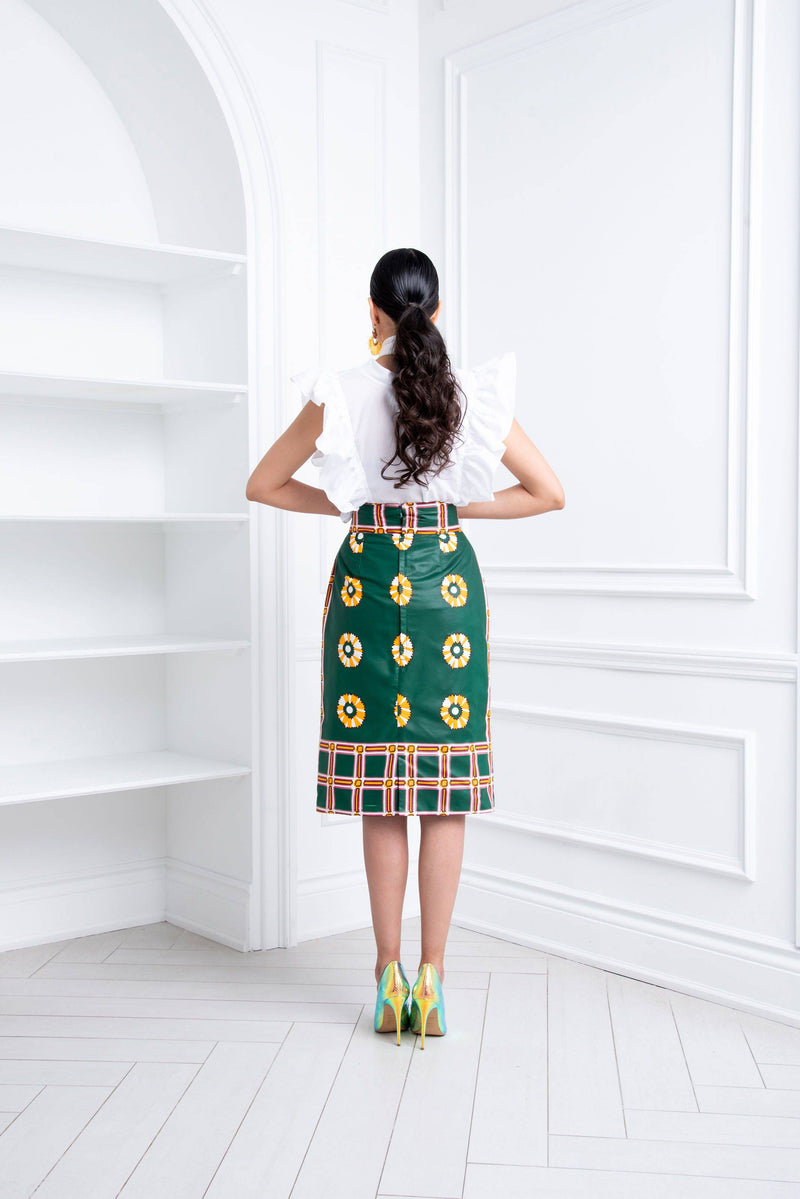 Adina Skirt back