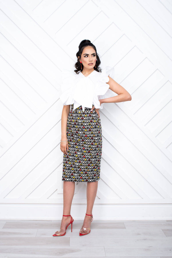 Erin Pencil Skirt 2 - [shop-name]