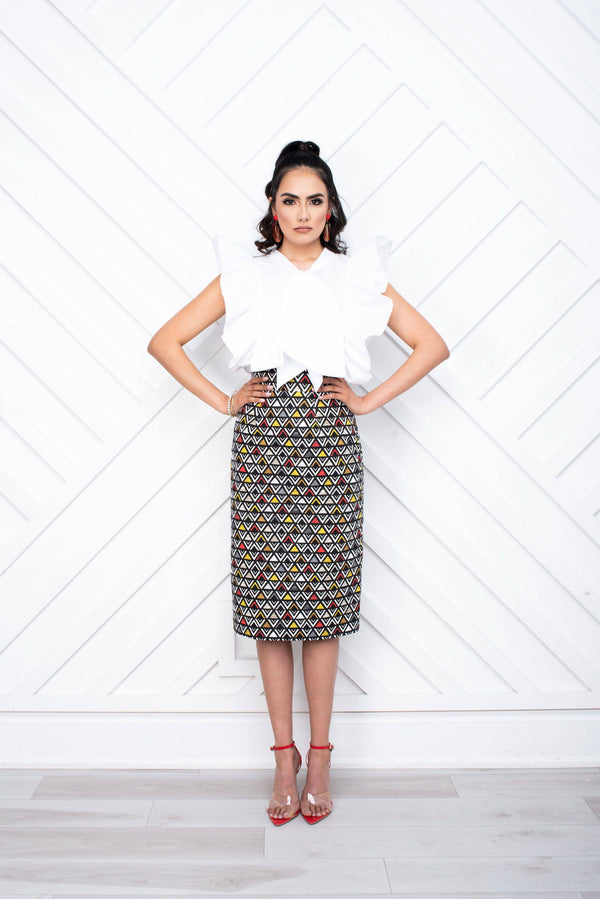 Erin Pencil Skirt - [shop-name]
