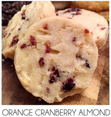 orange cranberry almond